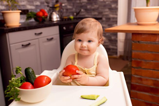 Như vậy mẹ hoàn toàn có thể cho bé ăn dặm an toàn mà vẫn đầy đủ chất dinh dưỡng cần thiết