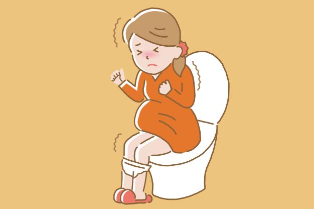 Mách mẹ bầu cách phòng bệnh trĩ khi mang thai
