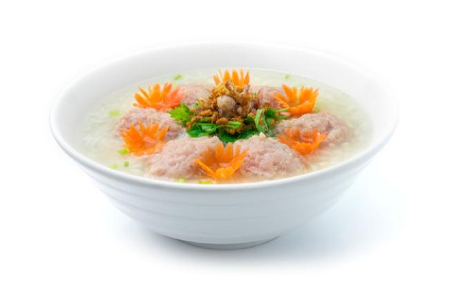 Cá ngừ sốt cà chua và chuối chín kiểu Nhật kết hợp BLW