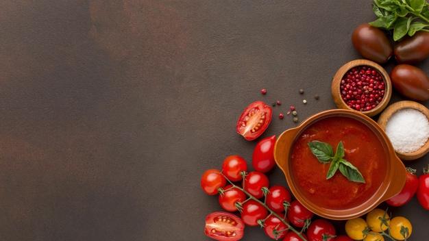 Nấusúp cà chua cho bé ăn dặm