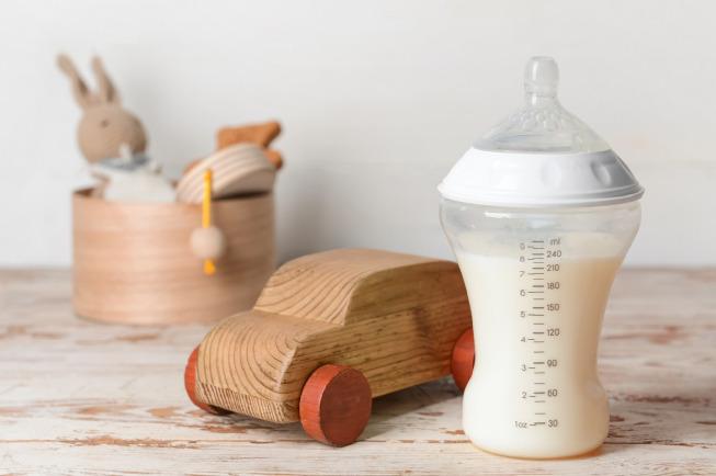 Sữa đóng vai trò quan trọng trong sự phát triển toàn diện của trẻ