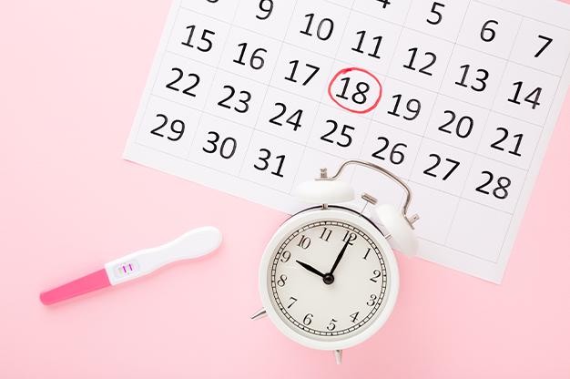 Việc lựa chọn thời gian quan hệ phù hợp cũng làm tăng tỷ lệ mang thai