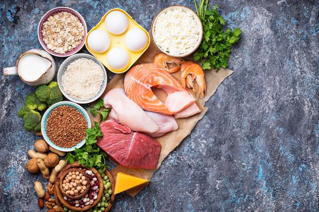 Chất đạm (protein) đến từ các loại thức ăn có nguồn gốc động vật và thực vật