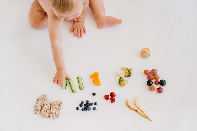 Các chất dinh dưỡng đóng góp lớn trong quá trình phát triển của bé