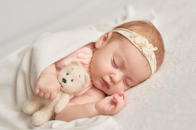 Giấc ngủ ngon và sâu sẽ giúp bé có tinh thần thoải mái