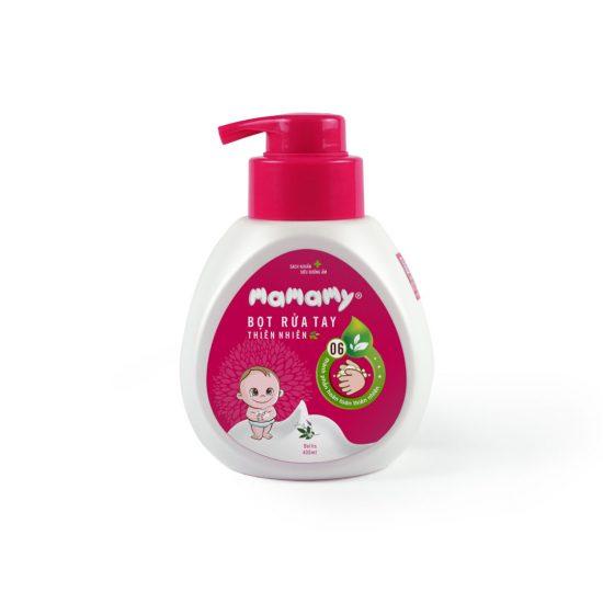 bọt rửa tay mamamy