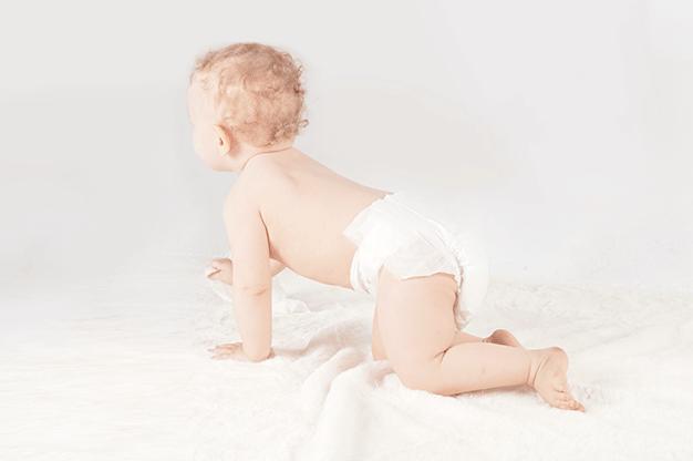 phòng ngừa hăm tã ở trẻ sơ sinh