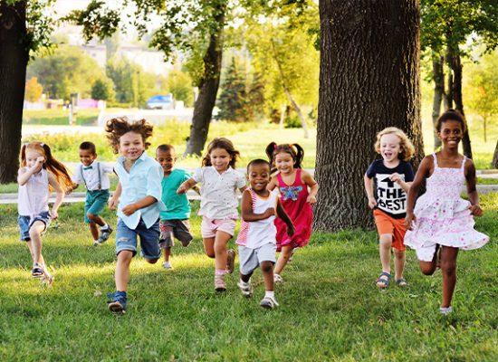bệnh mùa hè ở trẻ em