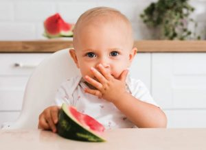 Ăn dặm kiểu nhật là gì ? Tại sao phải cho bé ăn theo phương pháp này.