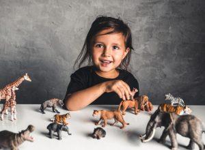 Dạy bé các con vật giúp bé phát triển tư duy từ sớm