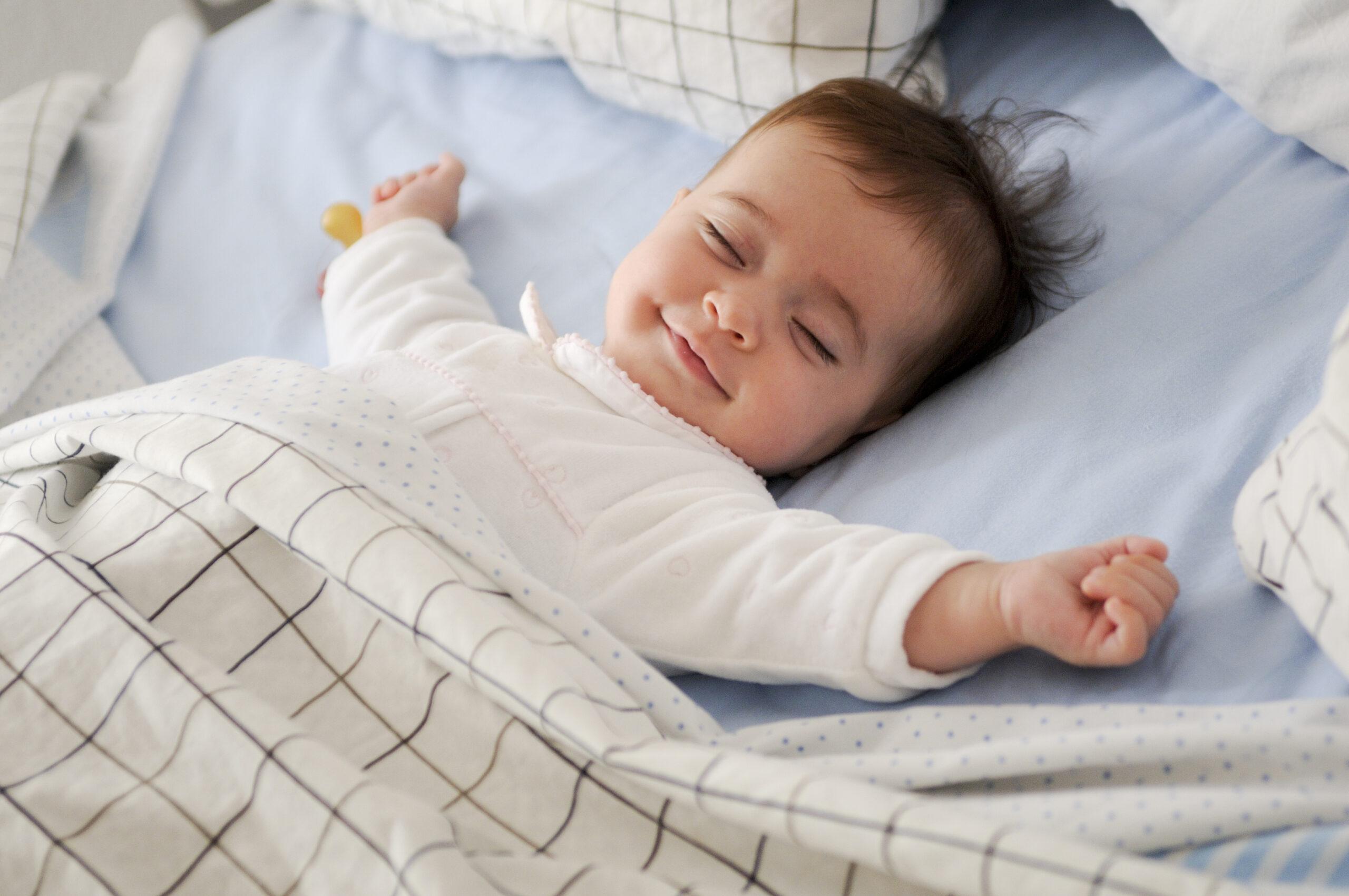 Mỗi trẻ sẽ có một nhu cầu về thời gian ngủ, độ dài và độ sâu khác nhau