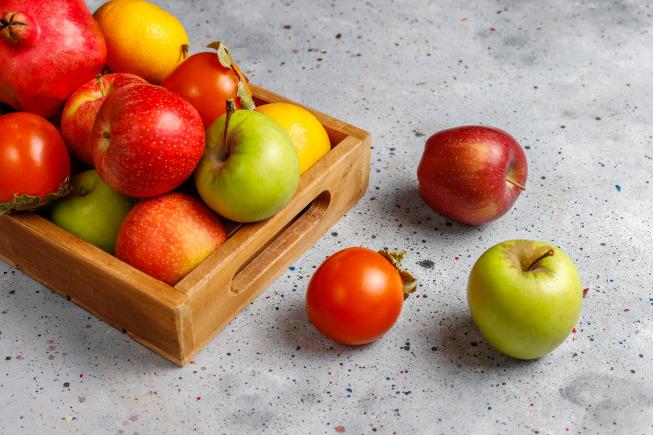 cách làm táo nghiền cho bé | Món Miền Trung