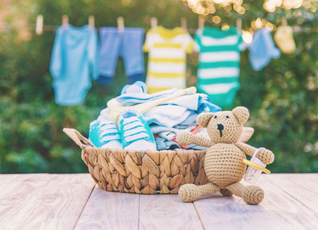 Các mẹo cho mẹ mua quần áo cho trẻ sơ sinh 1 tháng tuổi