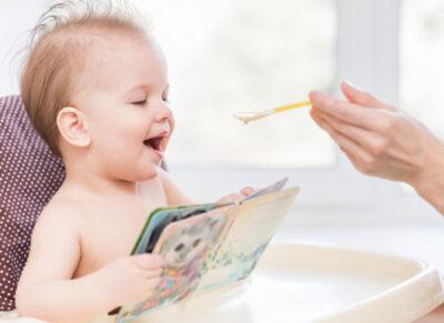 Cách nấu bột ăn dặm cho bé 5 tháng tuổi siêu đơn giản