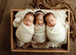 Bí quyết cực dễ dàng cho gia đình muốn sinh ba con