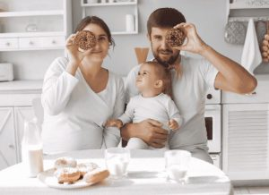Mẹ bầu 3 tháng đầu nên ăn gì cho con khỏe mạnh