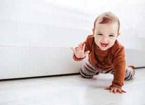 [Giải đáp] Các mẹ có tò mò về bé 7 tháng tuổi biết làm gì không ?