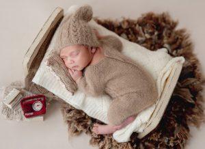 5 lý do chính khiến bé ngủ không sâu giấc mà mẹ không để ý