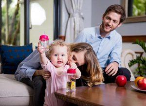 Bình sữa chống sặc và đầy hơi MAMAMY: Sự lựa chọn tối ưu của mẹ dành cho bé