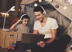 Kết nối yêu thương giữa con và cha qua những bộ phim