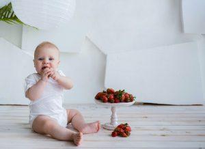 Các loại thực phẩm bổ sung Vitamin C cho trẻ sơ sinh