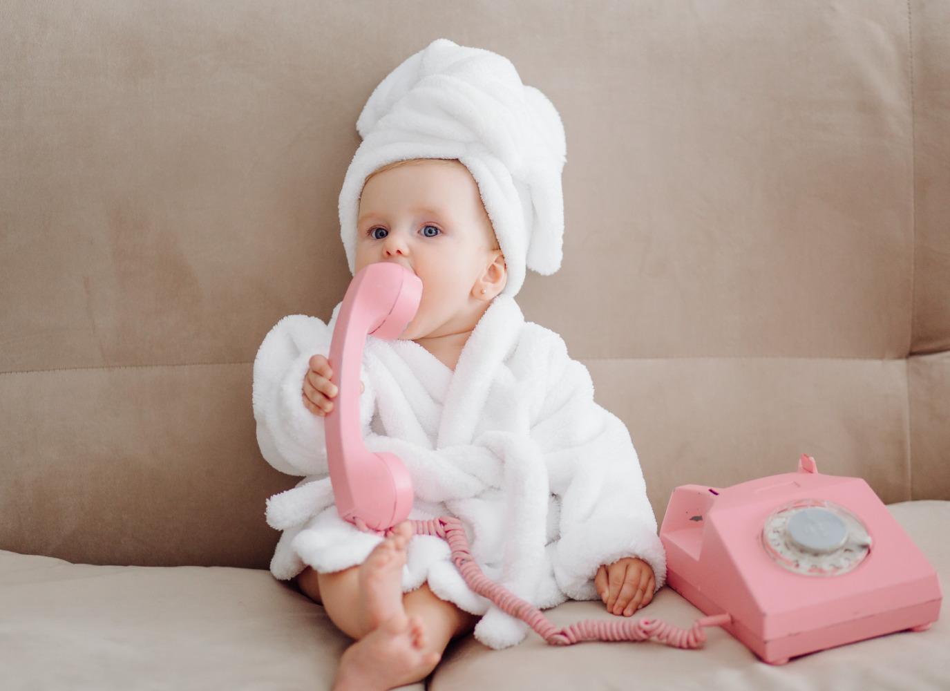 Bông tắm cho bé – tổng hợp kiến thức cho các mẹ