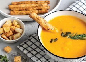 12 công thức nấu súp cho bé ăn dặm mới nhất bé ăn là mê!!