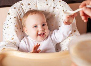 Gợi ý cách chế biến bột mặn cho bé ăn dặm ngon mê ly