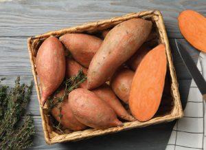 8+ cách làm khoai lang cho bé ăn dặm chữa táo bón hiệu quả