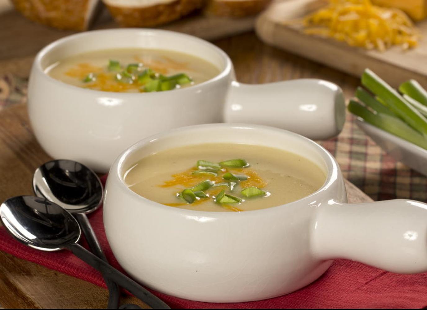 6 món súp khoai tây cho bé ăn dặm siêu bổ dưỡng, bé nào cũng mê