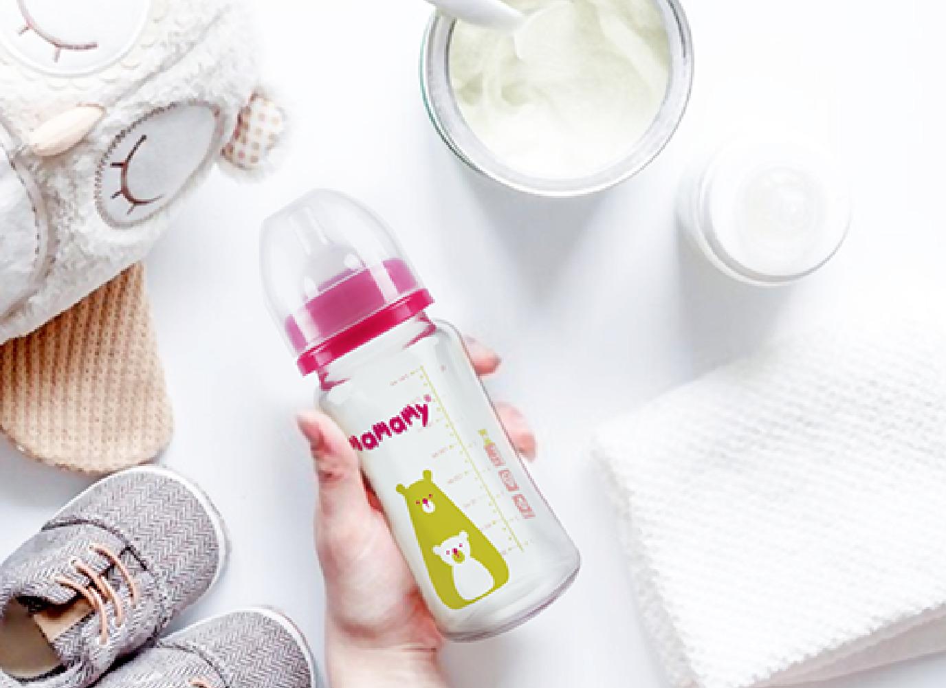 Cách rửa bình sữa đảm bảo vệ sinh, an toàn cho bé