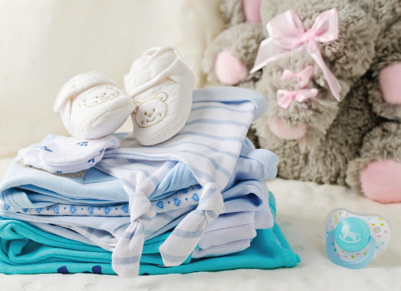 Chuẩn bị đồ đi sinh cho mẹ và bé – danh sách đầy đủ nhất