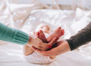 Đóng bỉm cho trẻ sơ sinh – Những sai lầm mà các mẹ hay phạm phải