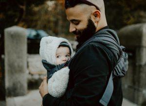 Hành trình ngày đầu tiên làm cha, những điều tưởng chừng không hề đơn giản