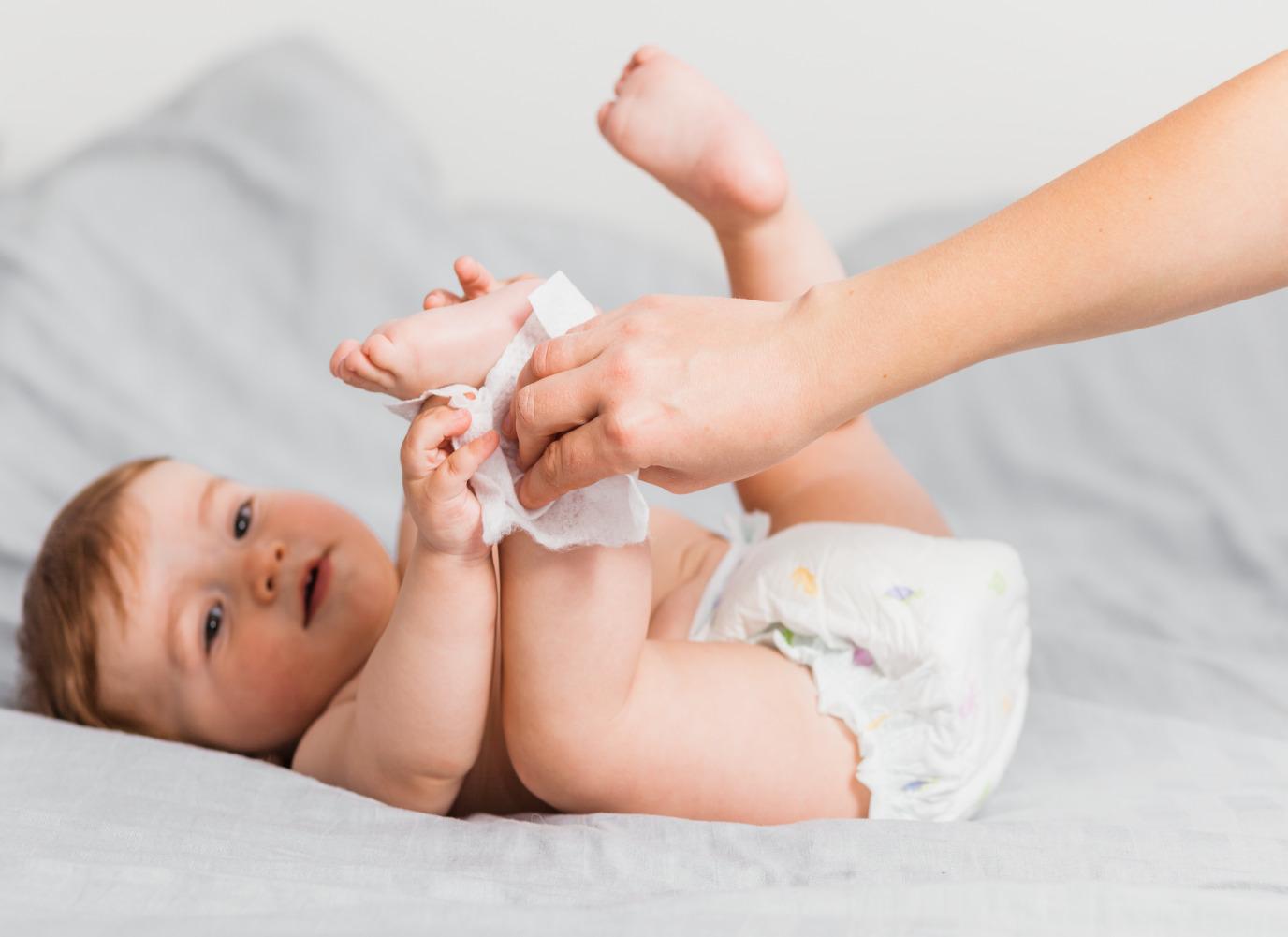Những tính năng tuyệt vời của khăn khô đa năng dành cho bé yêu