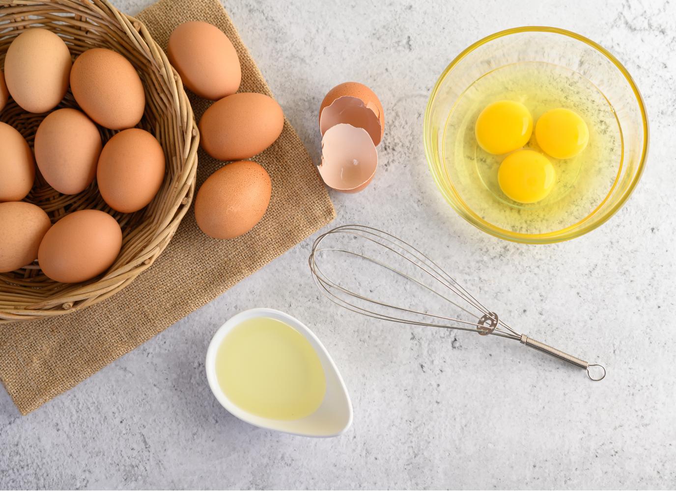Làm món ăn vặt từ trứng gà cực ngon cho các con mê tít
