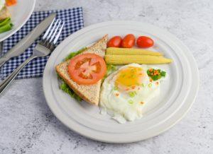 Món ăn từ trứng cho bé với những lợi ích và cách làm tiện lợi