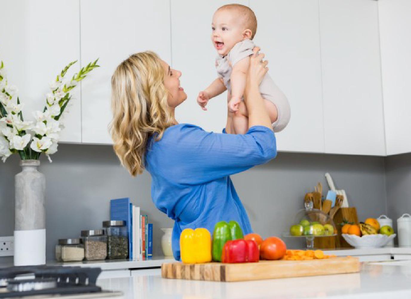 Sau sinh ăn rau gì để phục hồi sức khỏe nhanh chóng