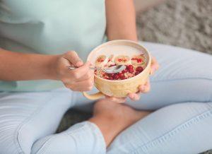 Hé lộ: Sau sinh ăn sữa chua được không?