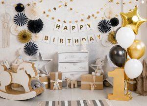 Mách mẹ 7 gợi ý tổ chức sinh nhật 1 tuổi cho bé thật ý nghĩa