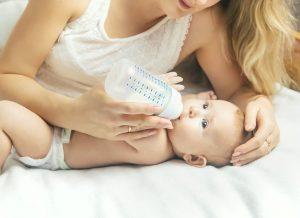 Sữa công thức: Sự lựa chọn thay thế hoàn hảo cho sữa mẹ