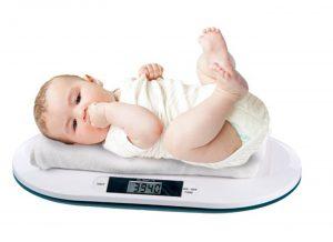 Tăng cân ở trẻ sơ sinh bao nhiêu là hợp lý, chuẩn khoa học?