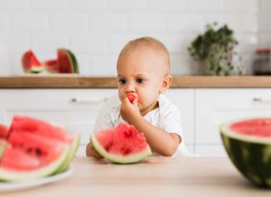 Thực đơn ăn dặm cho bé 7 tháng kiểu Nhật giúp bé ăn ngon