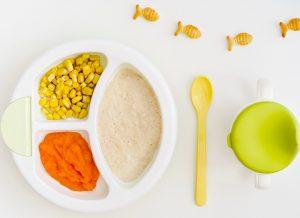 Thực đơn ăn dặm cho bé 7 tháng tuổi giàu dinh dưỡng