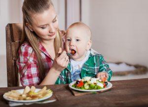 Thực đơn ăn dặm truyền thống cho bé 8 tháng tuổi bé nào cũng thích