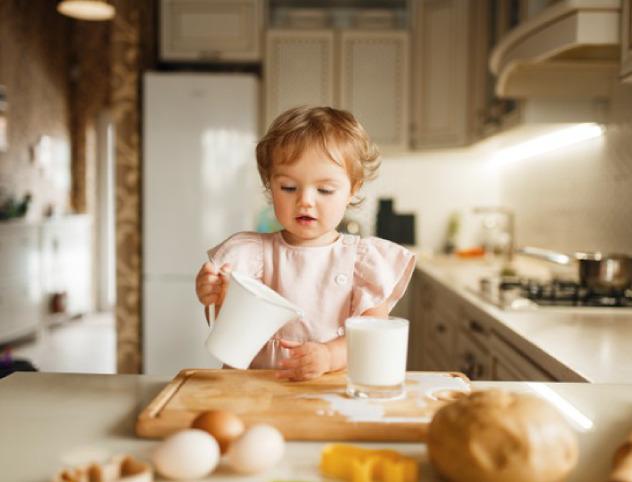 Thực đơn cho bé ăn dặm – Gợi ý cho các bé theo từng tháng!