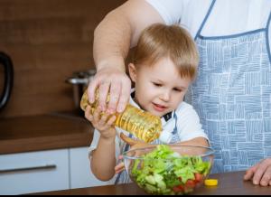 Thực đơn cho bé lười ăn giúp con ăn ngon, mau lớn