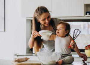 Thực phẩm ăn dặm cho bé: Bảng Thực Phẩm Chuẩn Nhất
