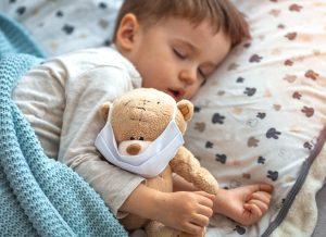 Trẻ 7 tháng bị sốt do mọc răng hay còn nguyên nhân gì khác?