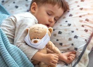 Giúp mẹ chăm sóc trẻ bị cảm lạnh đúng cách